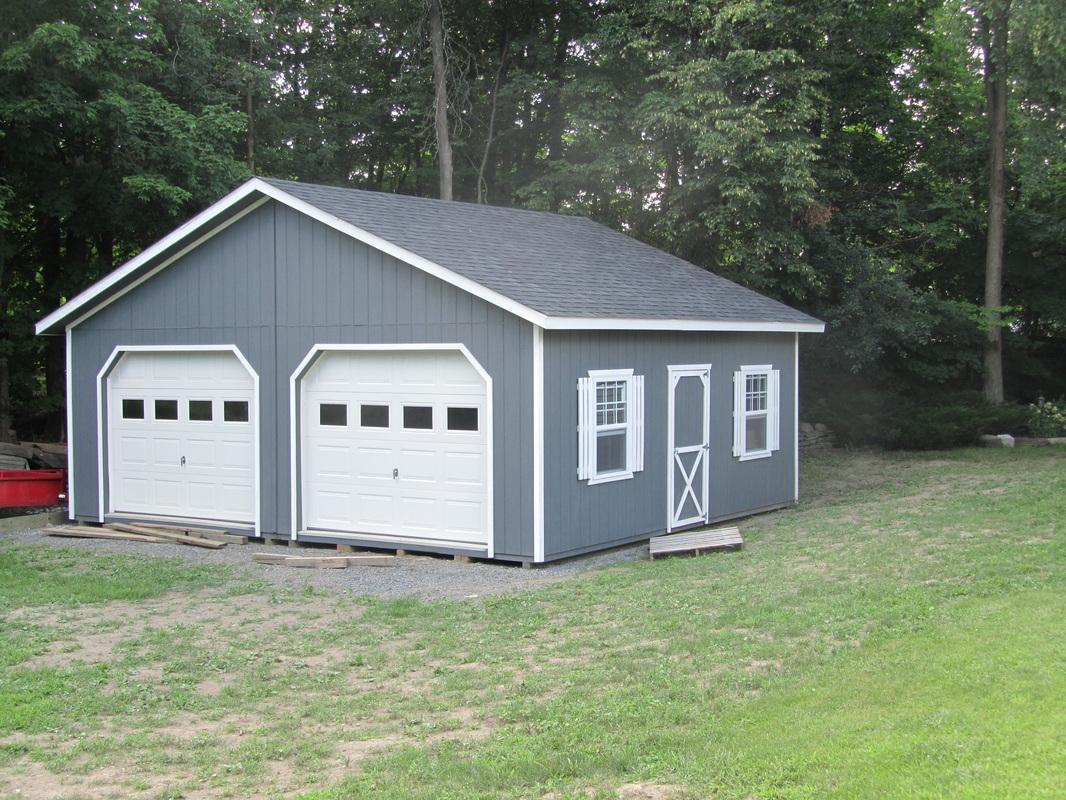 All Con: Steel Garage Kits Ottawa